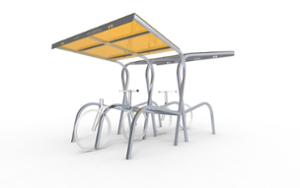 street furniture, ławki miejskie, double-sided