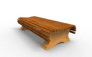 street furniture, ławki miejskie, concrete, smooth concrete, double-sided , bench, wood seating