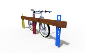 street furniture, ławki miejskie, logo, with bike frame protection, bicycle stand, cycle rack, multiple stands