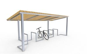 street furniture, ławki miejskie, bicycle stand, cycle rack, bicycle canopy, multiple stands