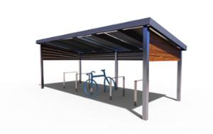 street furniture, ławki miejskie, other, bicycle stand, canopy, bicycle canopy